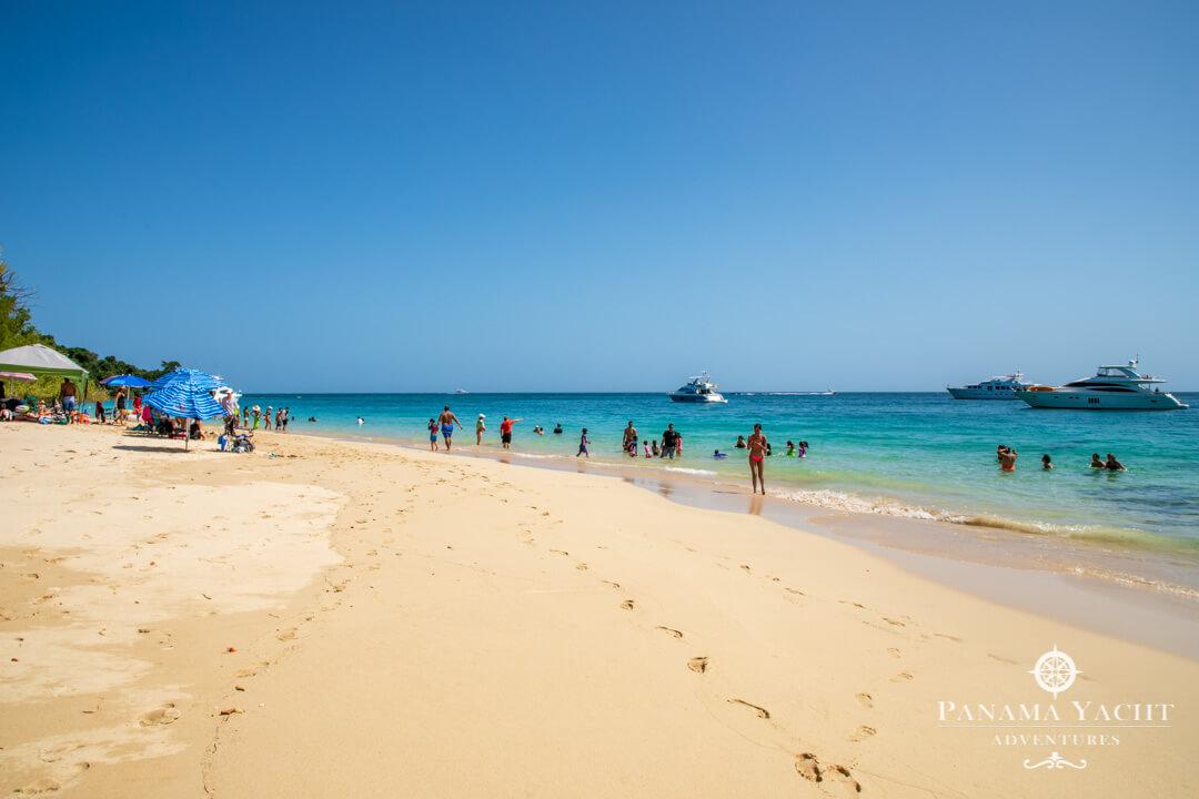 Sunday Funday Adventure Cruise Beach Day Panama Yacht